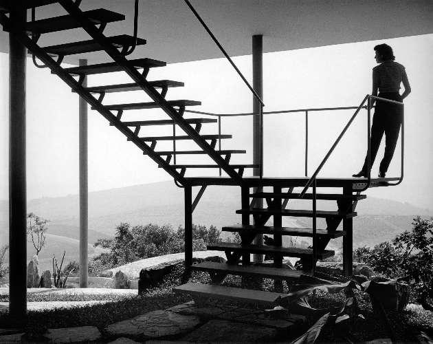 Fotografia Autoral - Chico Albuquerque - Fine Art - Casa de Vidro de Lina Bo Bardi