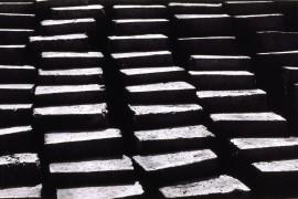 Gaspar Gasparian Teatro Antigo 1951 Emulsão de gelatina e brometo de prata  24 x 40 cm
