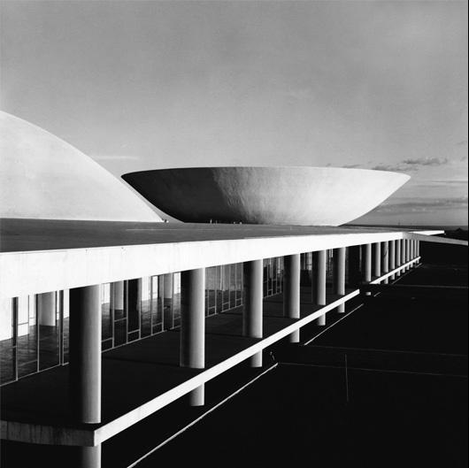 Marcel Gautherot - Fotografia Moderna - Brasília