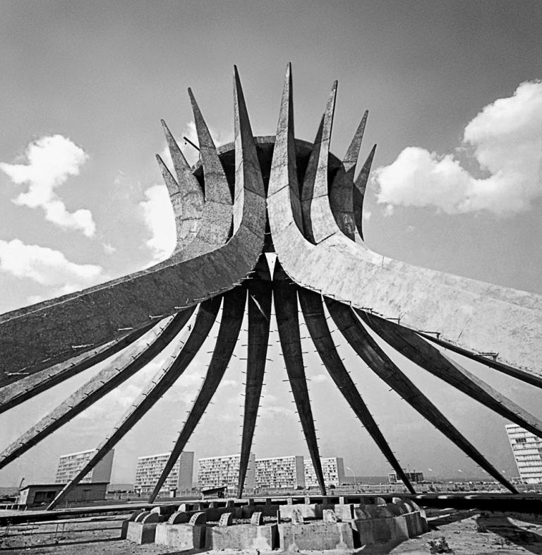 Marcel Gautherot - Fotografia Moderna - Niemeyer - Brasília