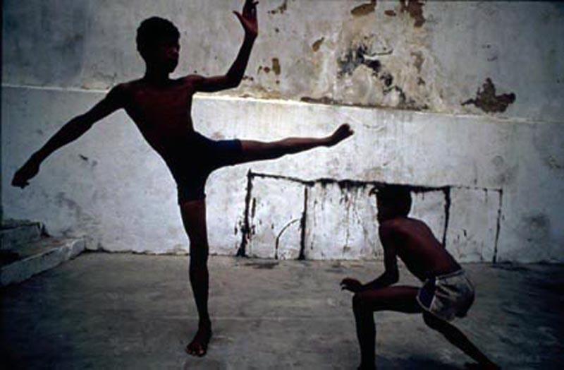 Miguel Rio Branco - Fotografia contemporânea