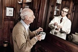 Tom Hussey - Uma reflexão do passado.