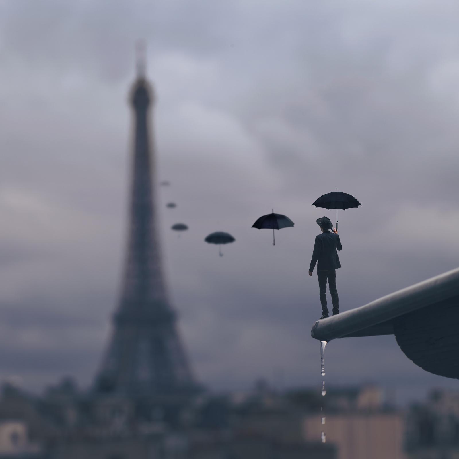 O incrível mundo fantástico do artista Vincent Bourilhon