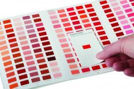 Pantone - Uma empresa dedicada as cores.