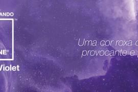 Pantone - Cor 2018 - Ultra Violeta
