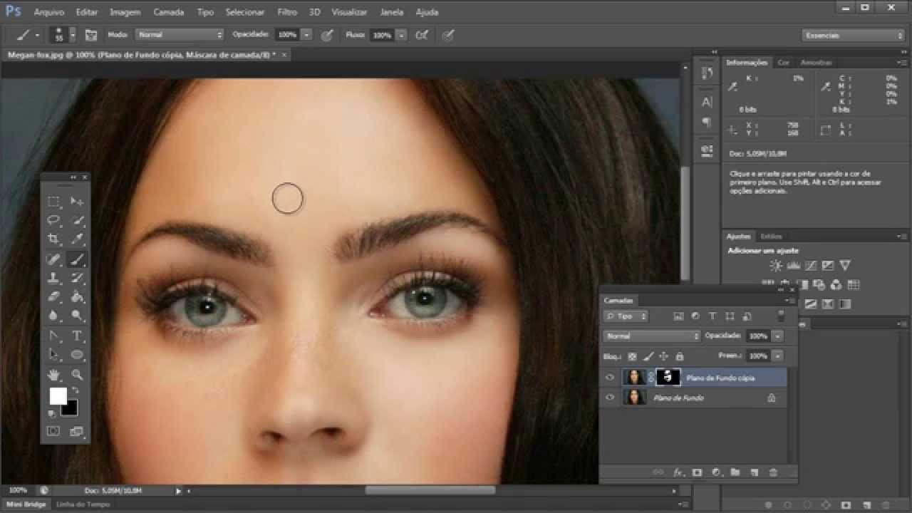 Tratamento de imagem para impressão Fine Art
