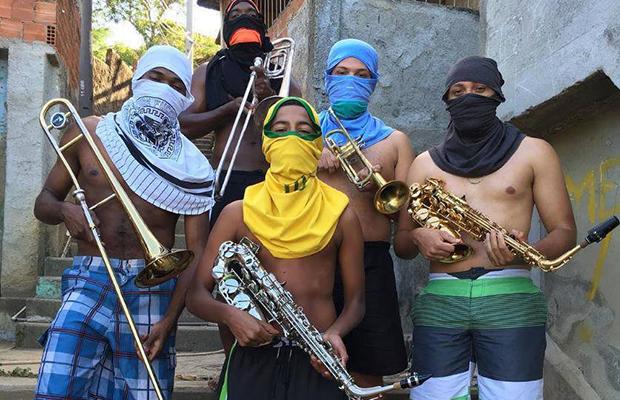 Fotografia Favelagrafia