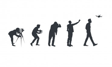 Seis Estágios na Evolução da Fotografia