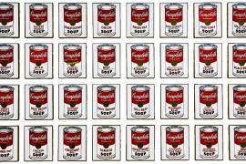 Sopa Andy Warhol - Venda Arte