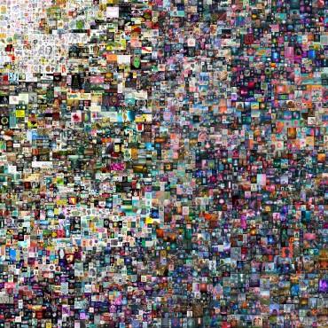 """Obra do artista Beeple """"Everydays: the First 5,000 Days"""" vendida por US$ 70 milhões"""
