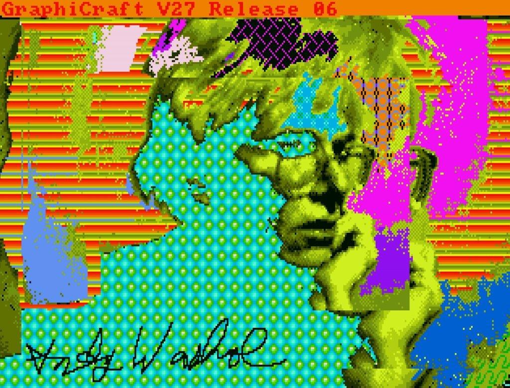 NFT Warhol