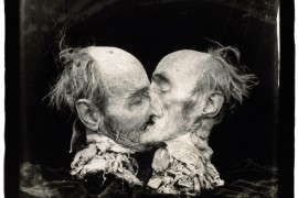 The Kiss -  Joel-Peter Witkin - 1982